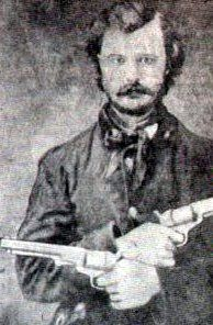 Evans Gang Leader Jesse Evans (younger) William H Bonney, Pat Garrett, Old West Photos, Billy The Kids, Wild West, New Mexico, American History, Famous People, Evans