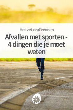 Afvallen met sporten is niet wat je denkt. Ontdek 4 verrassende feiten die je moet weten. ♀️