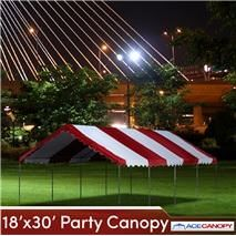 The party canopy tent brings elegance and a lot of functionality at a great price. These party canopies display style and are very eye-catching. The party tent is easy to install and can be used for many applications. Party Canopy, Wedding Canopy, Canopy Tent, Canopies, Party Tents For Sale, Tent Sale, Free Shipping, Outdoor Decor, Display