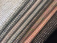 CHESS de Ontario Fabrics: La partida d'escacs de la tapisseria. / La partida de ajedrez de la tapicería. #ontario #tapiceria #tapisseria