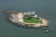 The Thimble Islands is an archipelago consisting of small islands in Long Island Sound, located in and around the harbor of Stony Creek in the southeast corner of Branford, Connecticut.