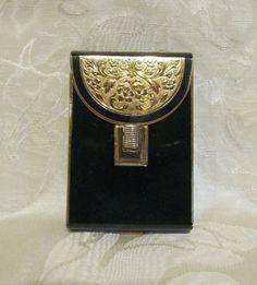 Circa 1930s Compact Cigarette Case Vintage by PowerOfOneDesigns, $189.99