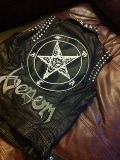 RESERVED+LISTING+Venom+Pentagram+Black+by+sordidforceapparel,+$222.00