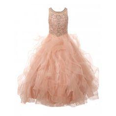 610d25ec7657 New Arrival Dresses & Outfits - Sophia's Style. Junior Bridesmaid ...