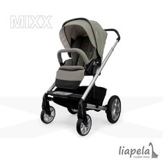 The Nuna Mixx Stroller (US)$499.95 really fits into our modern aesthetic and functionality.  It has all the features moms want when it comes to safety and usability, like the three function riding system. And baby will love the versatility of seeing mom or seeing the world as they relax, snuggly strapped into their new favorite @nuna_usa stroller.  Like on Instagram @LiapelaModernBaby