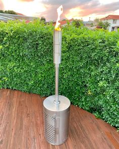 A little sneak peek of a brand new product we are currently working on ... a stainless steel gas tiki torch 🔥  Interested in finding out more? Send us an email and we will keep you updated: sales@southernstainless.com.au Stainless Steel Fabrication, Tiki Torches, Currently Working, New Product