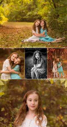 Sibling photography, chicago family photographer, soben studios, fall portraits, sisters, ChicagoChildrenPhoto3