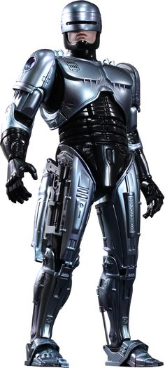Hot Toys RoboCop Sixth Scale Figure