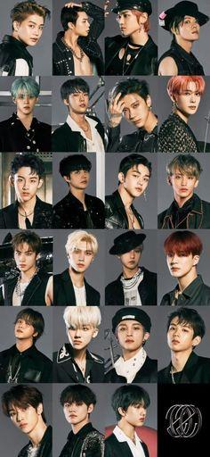 Jaehyun, Nct 127, Lucas Nct, Jeno Nct, Nct Taeyong, Winwin, Grupo Nct, Nct Group, Nct Album