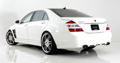 Mercedes-Benz S Class - the epitome of luxury car tuned by Brabus