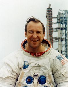 Commander Jim Lovell