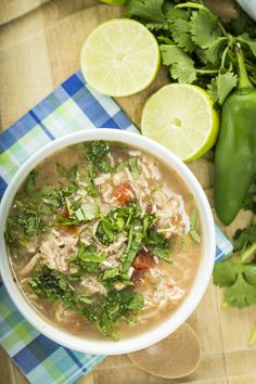 PSFM Fiesta Chicken Soup