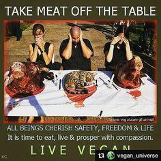 It's not too late. Take meat off the table and respect animals ✌️👍👊 Repost @vegan_universe ・・・ GO VEGAN 👊. . 🌱🌱🌱 🌱🌱 🌱 .. _______________________________  #vegan #govegan #whatveganeat #veganofig #veganfoodshare #veganfood #veganism #végétalien #vegetalien #végétarien #vegetarien #vegetarian #earthling #earthlings #friendsnotfood #veganfortheanimals #droitdesanimaux #meatindustry #meateater #végétalisme #spécisme #specism #spéciste #antispécisme #animalrights #someonenotsomething…