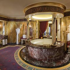 The 12 Most Insane Hotel Bathrooms in the World
