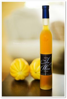 Canadian Ice Wine   ....had my first taste of ice wine in Victoria, Canada.... delicious!....
