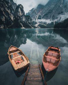 Lago Di Braies, Italy !!!!!!!!!