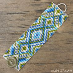 DIY - Peyote Bracelet