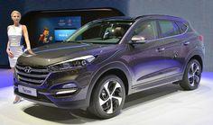 Nuova Hyundai Tucson 2016 #hyundai #hyundaitucson #suv #autokm0tv