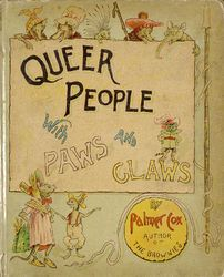 Queer people with paws and claws and their kweer kapers