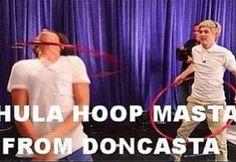 Hula hoop masta from Doncasta