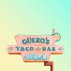 Candy-Colored Signage Minimalist Photography – Fubiz Media
