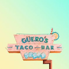 Candy-Colored Signage Minimalist Photography – Fubiz Media
