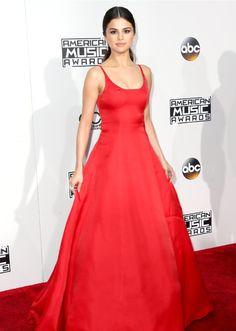 Selena Gomez American Music Awards 2016