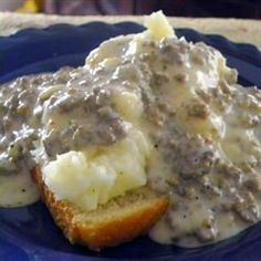 Dad's Hamburger Gravy This is definitely a replacement for my old Hamburger gravy recipe.