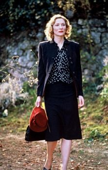 Cate Blanchett. (Charlotte Gray)