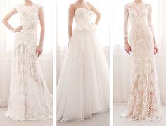 "quarrterquels: ""Fashion! Put It All on Me ➝ Gemy Maalouf Bridal Wear s/s 2014 """