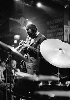 El legendario e increíble jazzista,  Miles Davis <3