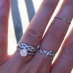 I need the wifey ring!!!