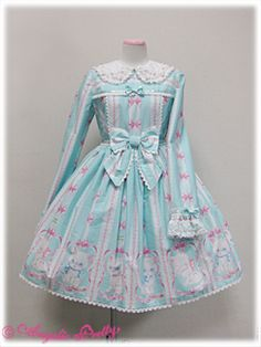 Lolibrary | Angelic Pretty - OP - Whimsical Vanilla-chan OP