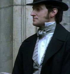 Richard Armitage, Mr. John Thornton - North & South directed by Brian Percival (TV, Mini-Series, BBC, 2004) #elizabethgaskell