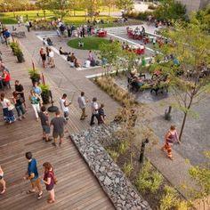 Surly Brewing MSP by HGA « Landscape Architecture Works | Landezine