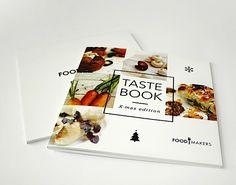 Editorial Design Inspiration Taste Book