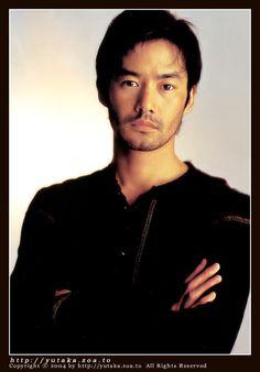Yutaka Takenouchi 竹野内豊