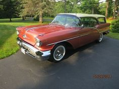 '57 Oldsmobile Fiesta Station Wagon