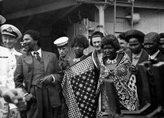 Photographs: His Majesty, King Sobhuza II Royal Lineage, African Royalty, Maputo, Prince And Princess, East Africa, Battleship, King Queen, Historical Photos, Princesses