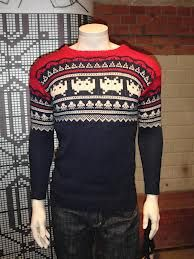 "Designer duo Arne & Carlos' twist on the traditional knitted ""Marius sweater"" - with space invaders! Pattern can be downloaded from here: http://www.dalegarn.com/images/misc/201202150647403.pdf"