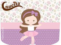 Creme Nucita Bailarina Lilás