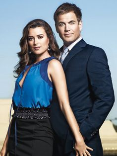 NCIS - Michael Weatherly & Cote de Pablo Friendship Appreciation #3: 'Because she looked beautiful and he looked sleepy!' - Page 12 - Fan Forum