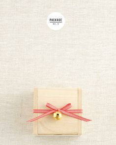 diy dotty jingle bell / the twelve days of holiday packages no.9 / sallyjshim