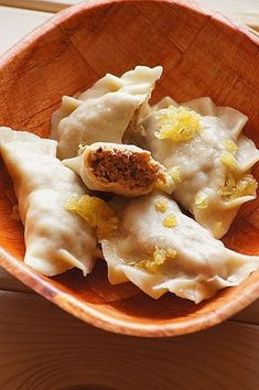 pierogi thermomix Polish Recipes, Polish Food, Dumplings, Pancakes, Food And Drink, Yummy Food, Cheese, Eat, Cooking