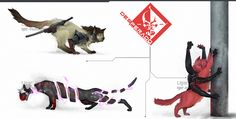 Desperado Felines by Liger-Inuzuka on DeviantArt Metal Gear Rising, Metal Gear Solid, Monsoon, Deviantart
