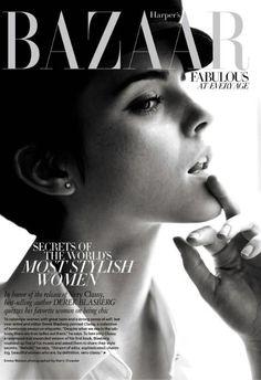 Harper's Bazaar - Emma Watson by Harry Crowder