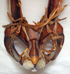 Steampunk March Hare Leather