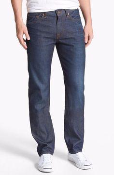 "Seven 7 for All Mankind ""Slimmy"" Slim Straight Leg Men's Jeans 32 34 New $208 #7ForAllMankind #SlimStraight"