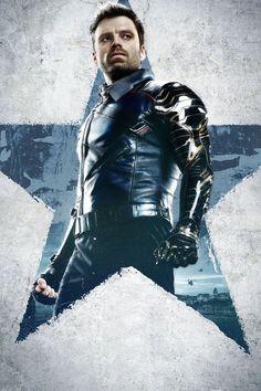 Sebastian Stan, Bucky Barnes, Steve Rogers, Winter Soldier Wallpaper, Harley Queen, Marvel Photo, Man Thing Marvel, Marvel Series, Marvel Characters