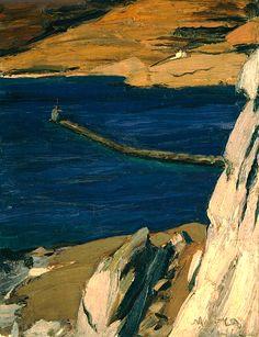The Lighthouse, 1925-1927, Nikolaos Lytras.